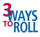 3 ways to roll