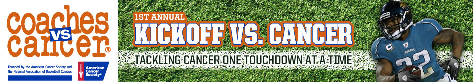 CVC Kick Off vs. Cancer