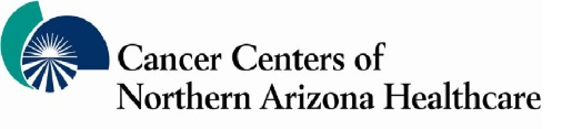 Cancer Centers of N. Arizona Healthcare Logo